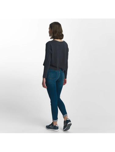 Pieces Damen High Waist Jeans pcHighwaist in blau
