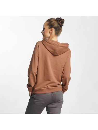 Pieces Damen Hoody pcNesta in braun