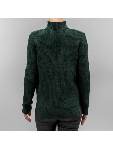 Pieces Mujeres Jersey pcFanny in verde