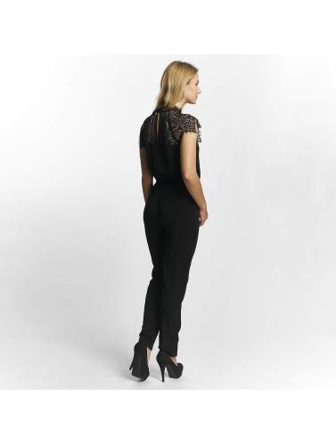 Pieces Damen Jumpsuit pcFrederikke in schwarz