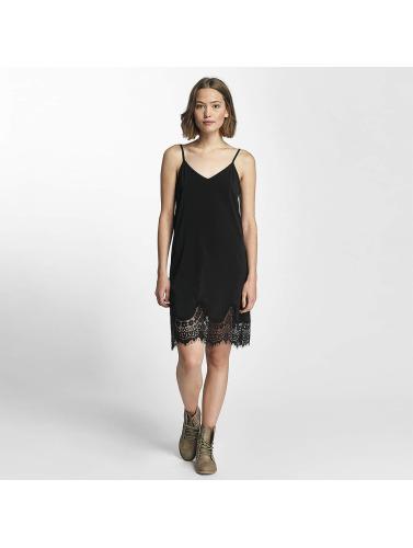Pieces Damen Kleid pcSyral in schwarz