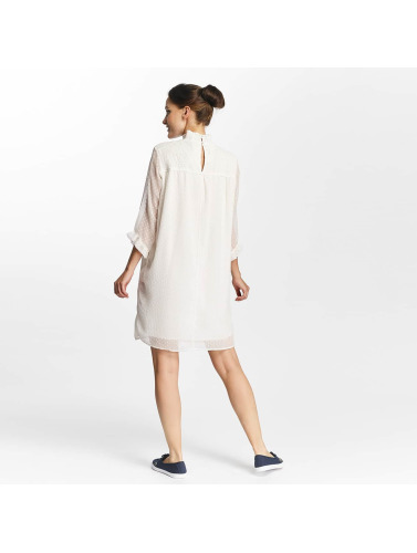 Pieces Damen Kleid pcAthaly in weiß