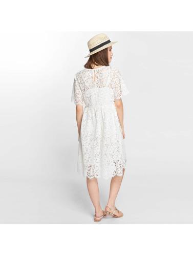 Pieces Damen Kleid pcGaia in weiß