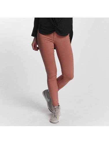 Pieces Damen Legging pcSkin in rosa