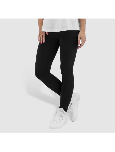 Pieces Damen Legging Edita Long in schwarz