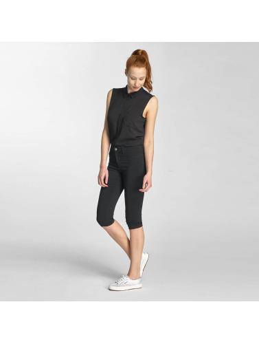 Pieces Damen Legging PCSkin Wear in schwarz