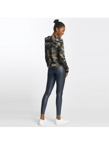 Pieces Mujeres Legging/Tregging pcPetra Shiny in gris