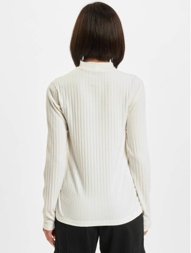 Pieces Damen Longsleeve pcAmy in weiß