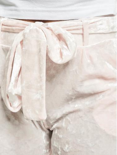Pieces Mujeres Pantalón cortos pcEdith in rosa