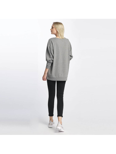 Pieces Damen Pullover pcNoma Long in grau