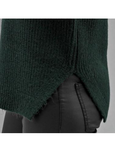 Pieces Damen Pullover pcFanny in grün