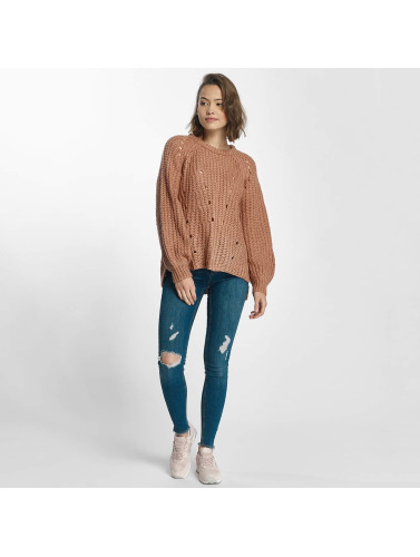 Pieces Damen Pullover pcSura in rosa