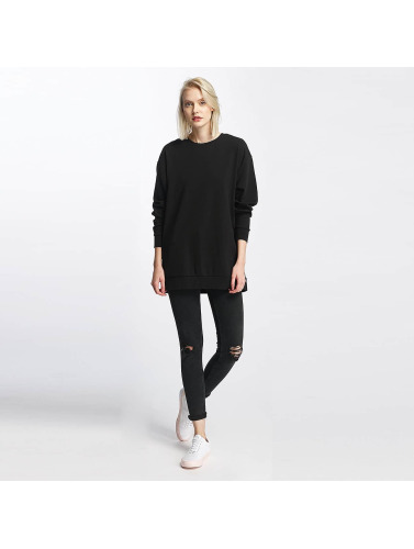 Pieces Damen Pullover pcNoma Long in schwarz