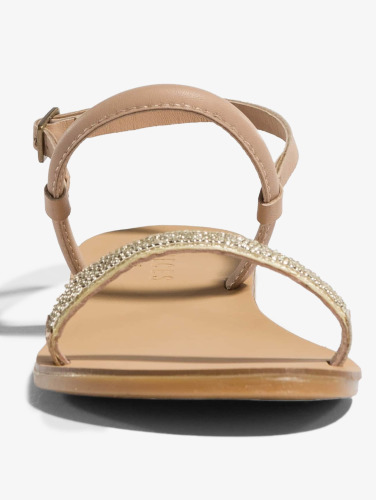Pieces Damen Sandalen psMiya in beige