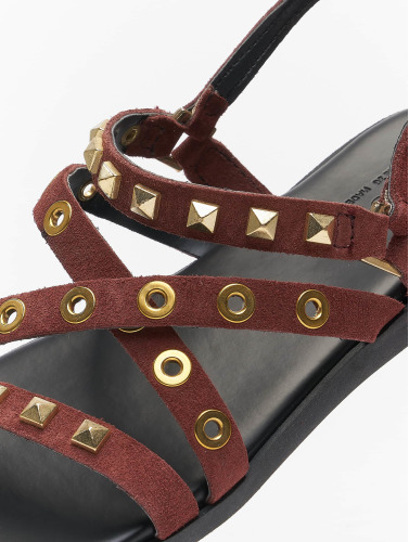 Pieces Damen Sandalen psNantale in braun