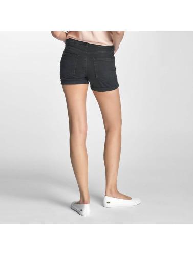 Pieces Damen Shorts pcFive in schwarz
