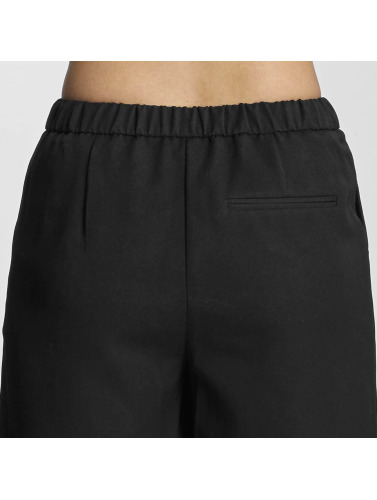 Pieces Damen Shorts pcAria in schwarz