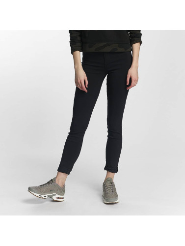 Pieces Damen Skinny Jeans pcHigh in blau
