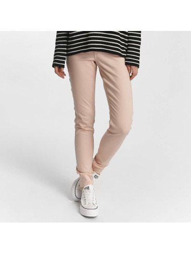 Pieces Damen Skinny Jeans pcPushup in rosa