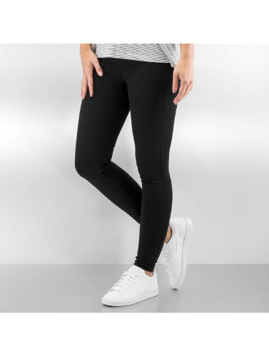 Pieces Damen Skinny Jeans pcJust Parilla in schwarz