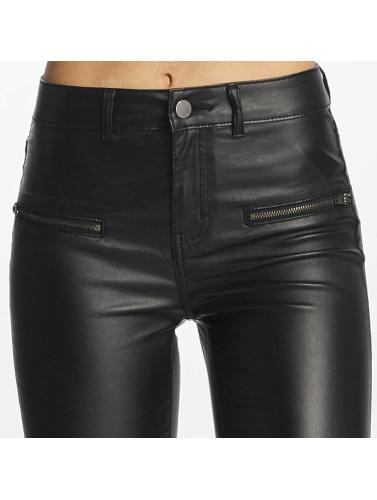 Outlet-Store Online-Verkauf Pieces Damen Skinny Jeans pcSkin Betty Coated in schwarz Rabatt-Spielraum p4a4xCtv