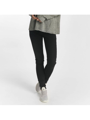Pieces Damen Skinny Jeans pcFive in schwarz