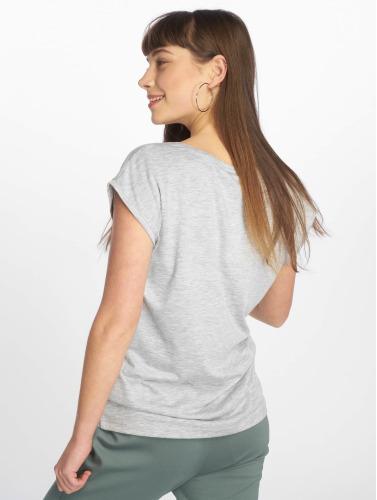 Rabatt Fabrikverkauf Pieces Damen T-Shirt PCBillo Solid in grau Sneakernews Günstig Online 4Iru1sT