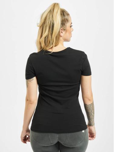 Pieces Damen T-Shirt pcSirene in schwarz
