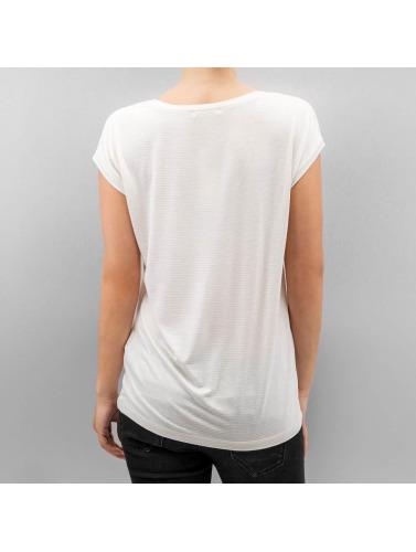 Pieces Damen T-Shirt pcBillo in weiß