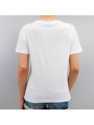 Pieces Damen T-Shirt pcVinnie in weiß