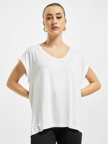 Pieces Damen T-Shirt PCBillo Solid in weiß