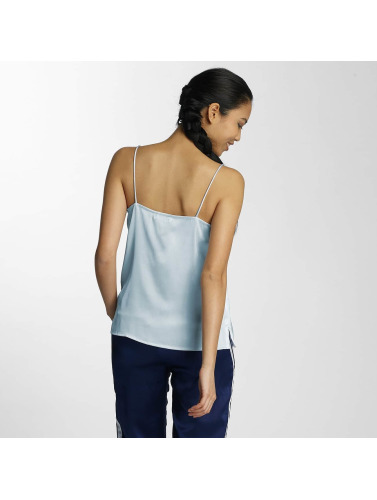 Pieces Damen Top pcEva in blau