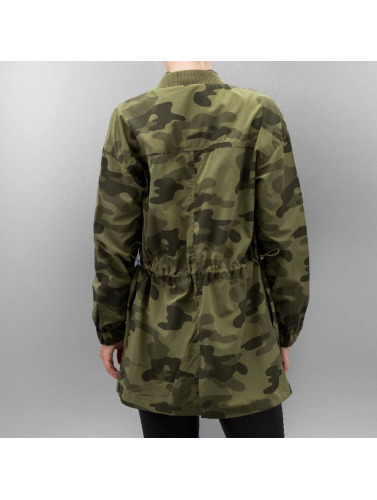 Pieces Damen Übergangsjacke PcCamou in camouflage