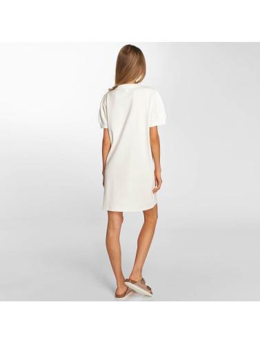 Pieces Mujeres Vestido pcGaby in blanco