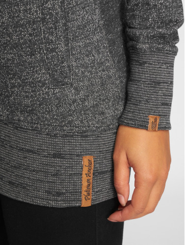Platinum Anchor Damen Hoody Anchor Manuka in grau