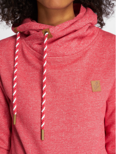 Platinum Anchor Damen Hoody Manuka in rot