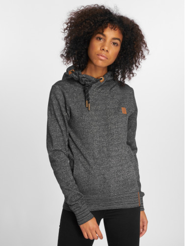 Platinum Anchor Damen Hoody Nahiku in schwarz