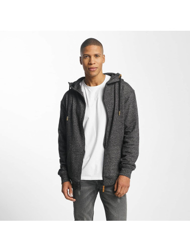 Platinum Anchor Herren Zip Hoodie Hookipa in grau