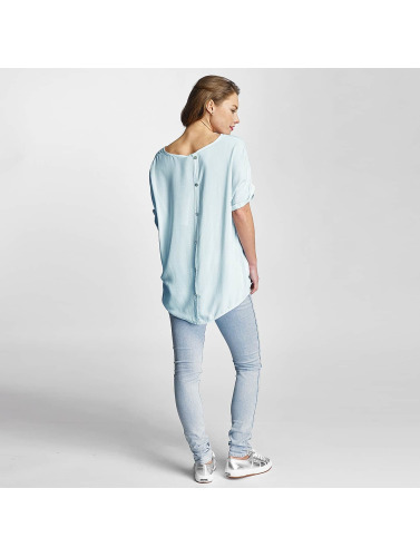 Poolgirl Damen Bluse Simplicity in blau