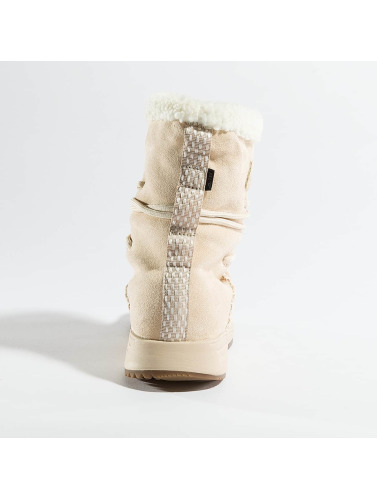 Project Delray Damen Boots Wavy Lux High in beige