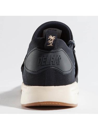 Project Delray Sneaker Wavey in blau