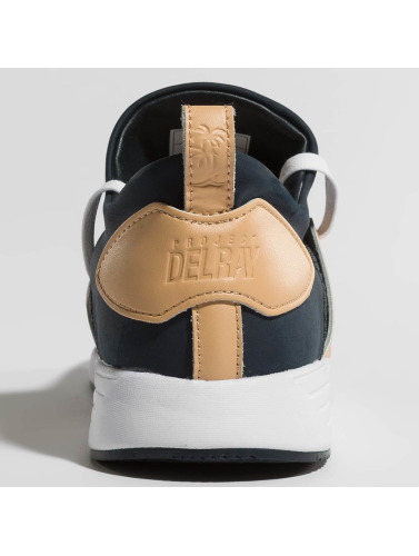 Project Delray Sneaker Wavey in blau