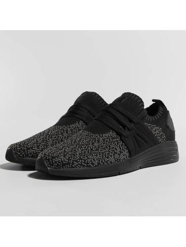 Project Delray Sneaker Wavey in schwarz
