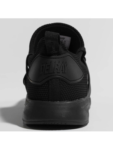 Project Delray Sneaker Wavey in schwarz