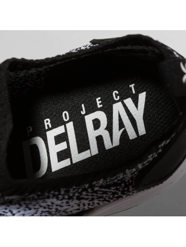 Project Delray Sneaker Wavey in weiß