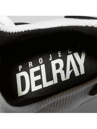 Project Delray Sneaker Wavey in weiß