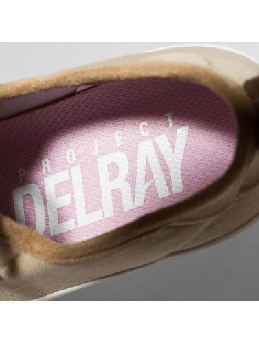 Project Delray Mujeres Zapatillas de deporte C8ptown Plateau in caqui