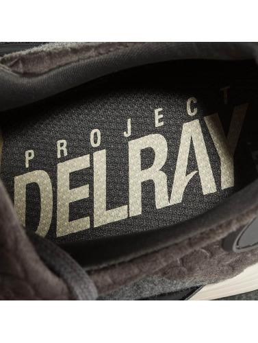 Project Delray Mujeres Zapatillas de deporte Wavey in gris