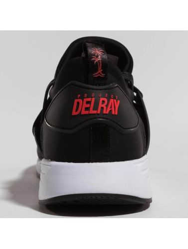 Project Delray Zapatillas de deporte Delray Wavey in negro