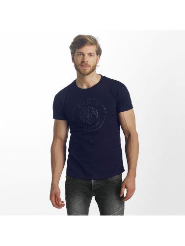 PSG by Dwen D. Corréa Herren T-Shirt Yohan in blau